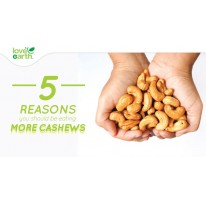 5 Reasons You Should Be Eating More Cashew Nuts
