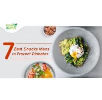 7 Best Snack Ideas to Prevent Diabetes