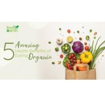 5 Amazing Health Benefits of Eating Organic