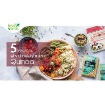 5 Reason Why Should You Eat Quinoa