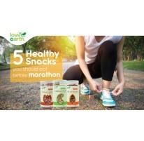 Healthy Snacks You Should Eat Before Marathon!