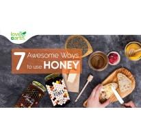 7 Awesome Ways To Use Honey