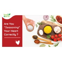 """Are You """"Seasoning"""" Your Heart Correctly?"""