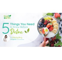 5 Things You Need To Know Before DETOX