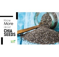 Know More About Chia Seeds
