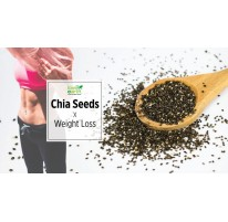 Chia Seeds X Weight Lose
