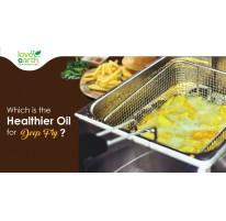 Which is Healthier Oil for Deep Fried?