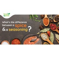 What's The Difference Between A Spice and A Seasoning?