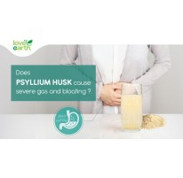 Does Psyllium Husk Cause Severe Gas and Bloating?