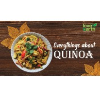 Everythings About Quinoa