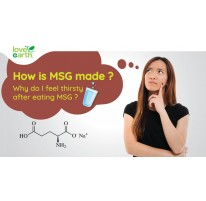 How is MSG Made? Why Do I Feel Thirsty After Eating MSG?
