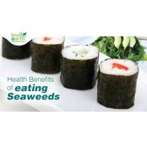 Healthy Benefits of Eating Seaweeds