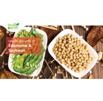 Health Benefits of Soybean & Edamame