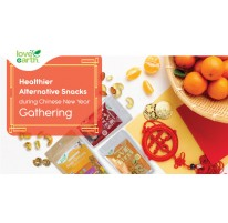Healthier Alternative Snacks During Chinese New Year Gathering
