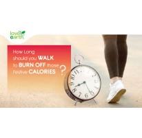 How Long Should You Walk to Burn Off Those Festive Calories?
