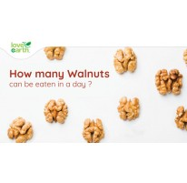 How Many Walnuts Can Be Eaten in A Day?