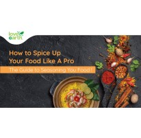 How to Spice Up Your Food Like A Pro. The Guide to Seasoning Your Food!