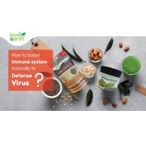How to Boost Immune System Naturally to Defend Virus?
