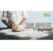 Flour Knowledge for Beginner