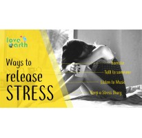 Ways To Release Stress