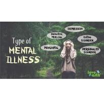 Types of Mental Illness