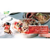 Organic Chili Flakes – New Product