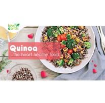 Quinoa The Heart Healthy Food
