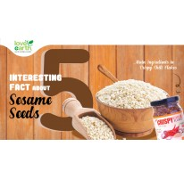 5 Interesting Fact About Sesame Seeds