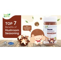 Top 7 Benefits of Mushroom Seasoning