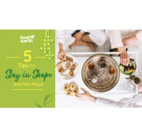 5 Tips To Stay In Shape This Hari Raya