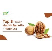 Top 8 Proven Health Benefits of Walnuts
