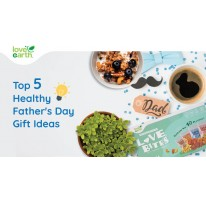 Top 5 Healthy Father's Day Gift Ideas