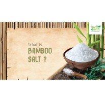 What is Bamboo Salt?