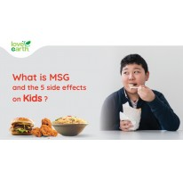What is MSG and the 5 Side Effects on Kids!