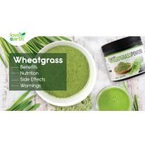 Wheatgrass: Benefits, Nutrition, Side Effects & Warnings