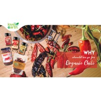Why should we go for Organic Chili?