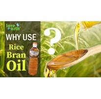 Why Use Rice Bran Oil