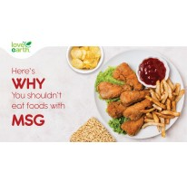 Here's Why You Shouldn't Eat Food With MSG