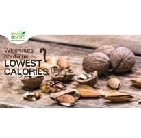 Which Nuts Contain Lowest Calories?
