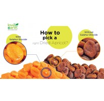 How To Pick A Right Dried Apricot?