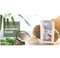 Know More About Coconut Flour