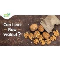 Can We Eat Raw Walnuts?