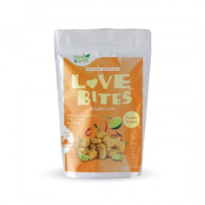 Love The Bites Curry Lime 40g