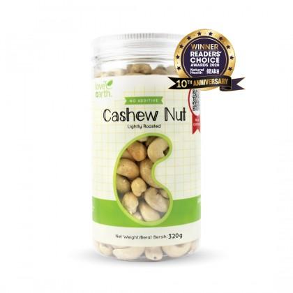 Lightly Roasted Cashew Nut 320g