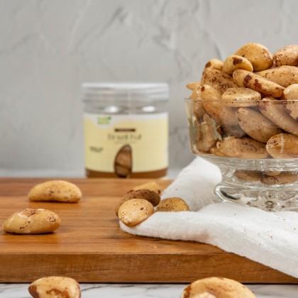 Lightly Roasted Organic Brazil Nut 160g