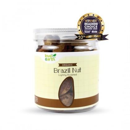 Lightly Roasted Brazil Nut 160g