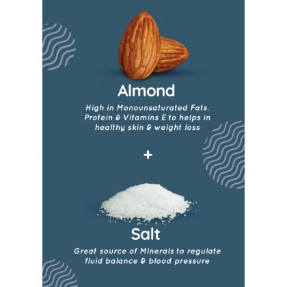 Love The Bites Lightly Salted Almond 40g