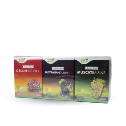 Organic Dried Fruit Mix 6 in 1