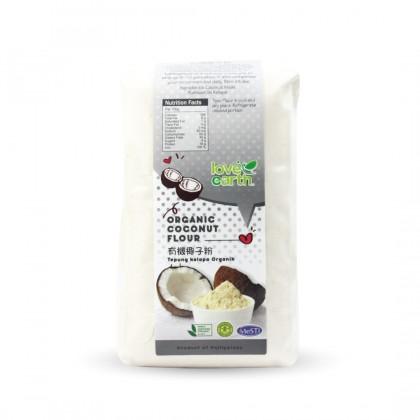 Organic Coconut Flour 900G