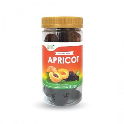 Organic Dried Apricot 180g